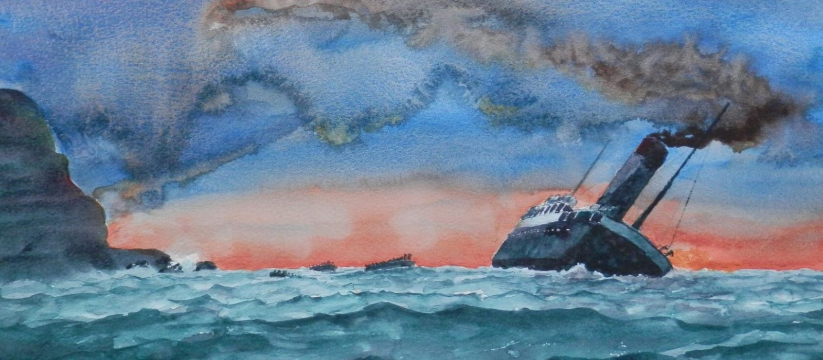 wc Wreck of the Manuka